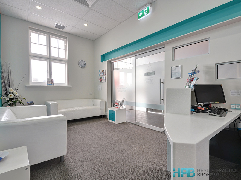 Medical consulting room in modern attractive dental for Medical design consultancy